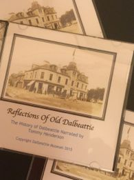 New DVD called Reflections of Old Dalbeattie