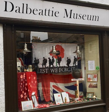 Remembrance window 2017