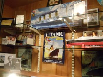 Titanic Display